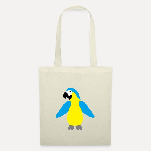Gelbbrustara - Tote Bag