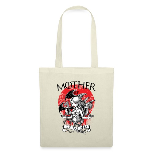 mother-of-dragons - Tote Bag
