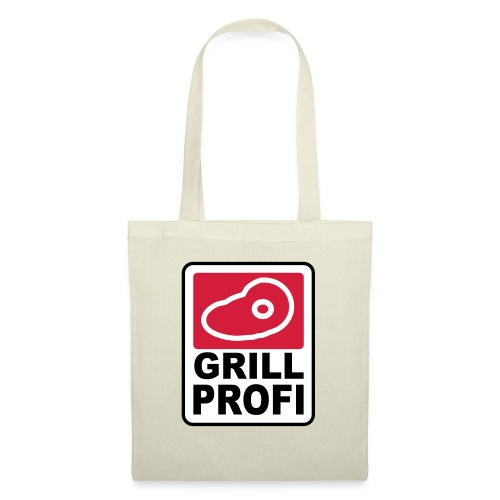 Grill Profi - Stoffbeutel