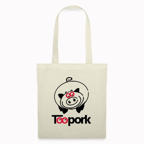 toopork2 - Borsa di stoffa
