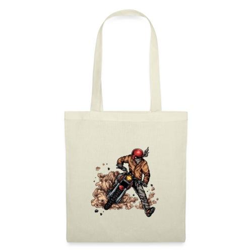 Motor bike racer - Tote Bag
