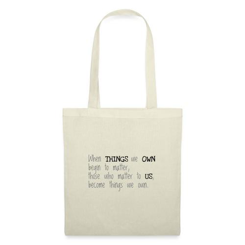 Things - Tote Bag
