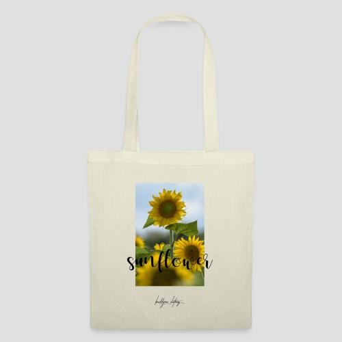 Sunflower - Stoffbeutel