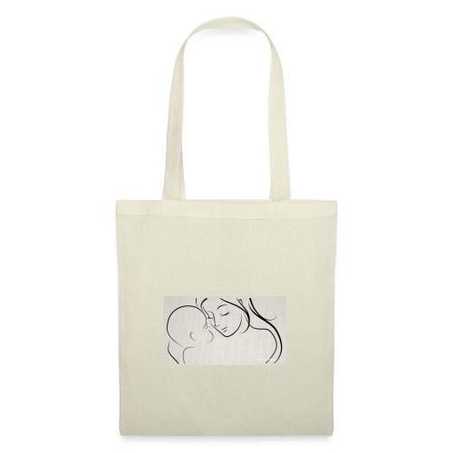 enfant mere - Tote Bag