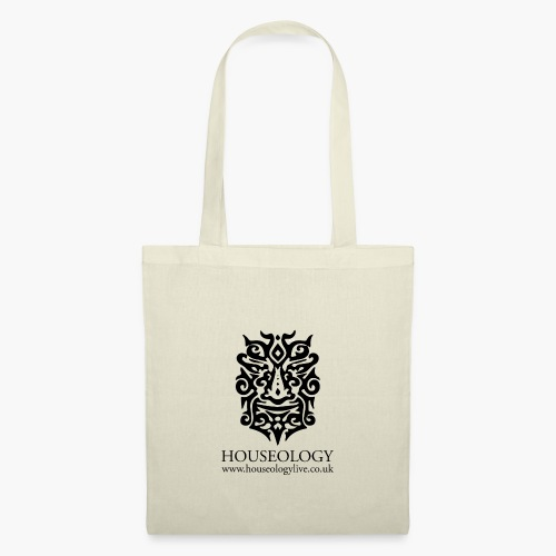Houseology Official - black - Tote Bag