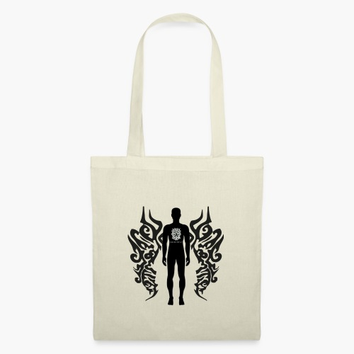 Houseology Original - Angel of Music (INVERSE) - Tote Bag