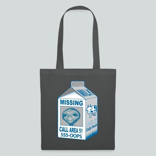 Missing: alien - Tote Bag