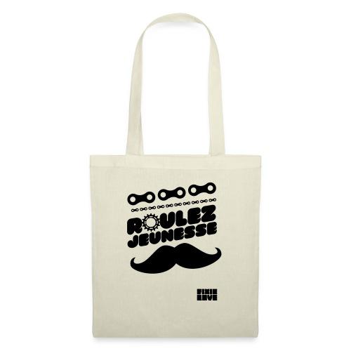 tee-shirt fixie - Tote Bag