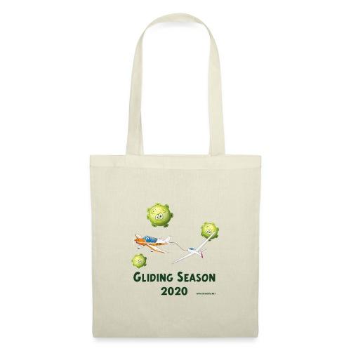 Gliding Season 2020 - drag - Tote Bag