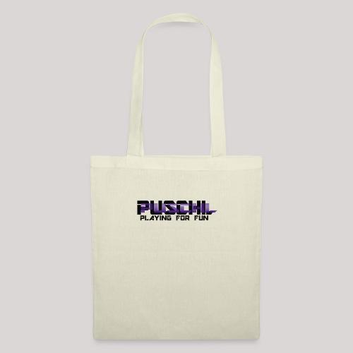Das Puschl Logo - Stoffbeutel