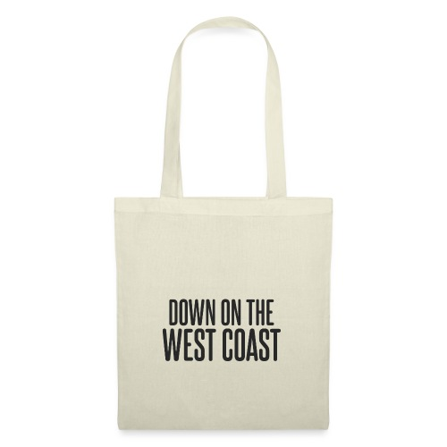 down on the west coast T Shirt - Tote Bag