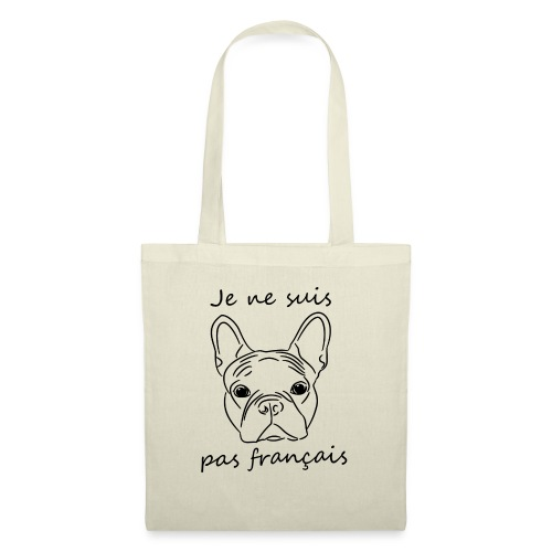 I'm not french - Tote Bag