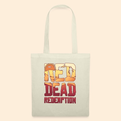 Red dead redemtion Sunset - Bolsa de tela