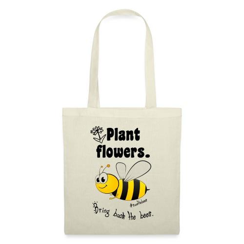Bees8-2 Bringt die Bienen zurück! | Bookrebels - Tote Bag