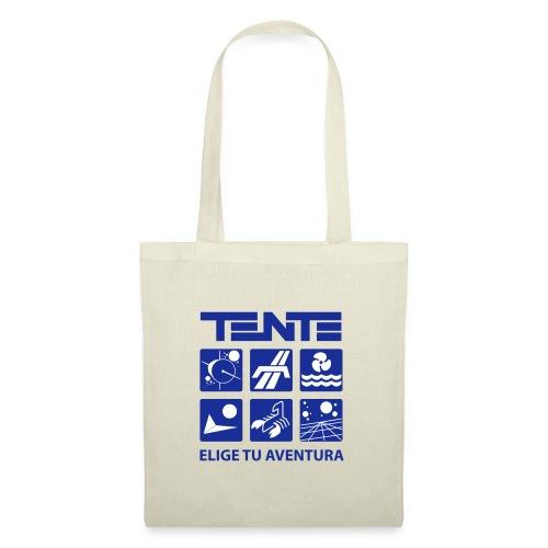 Series de TENTE: Elige tu aventura - Bolsa de tela