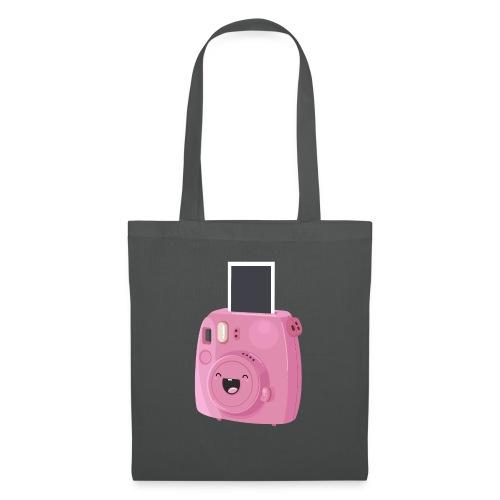Appareil photo instantané rose - Tote Bag