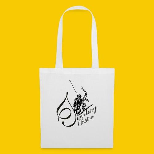 twirling b 2 - Tote Bag