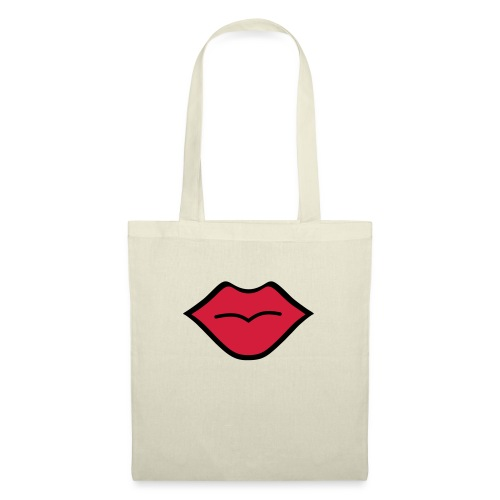 Red Lips - Tote Bag