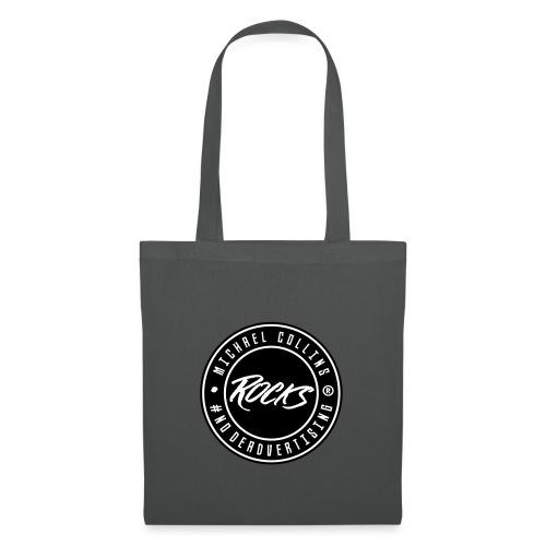 michaelcollins.rocks Logo Patch - Stoffbeutel