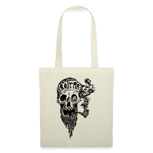 Frost Pipes The Doom Captain - Tote Bag