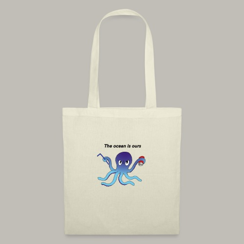 Octopus color - Tote Bag