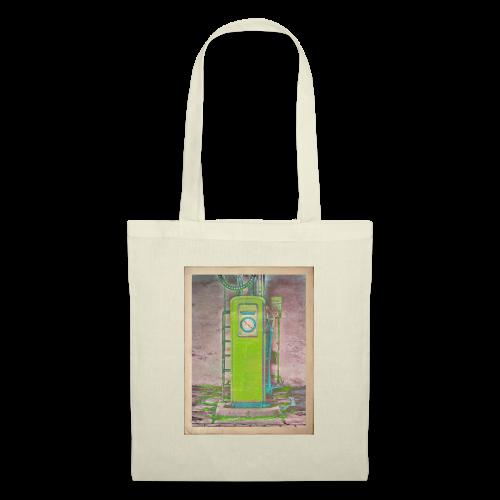 Vintage gas station - Tote Bag