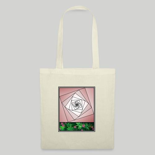 Unendlichkeitsrose - infinity rose - Stoffbeutel