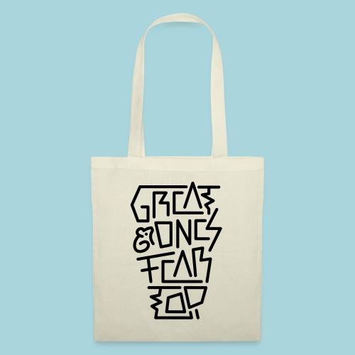 Great Ones Fear Too - Tas van stof
