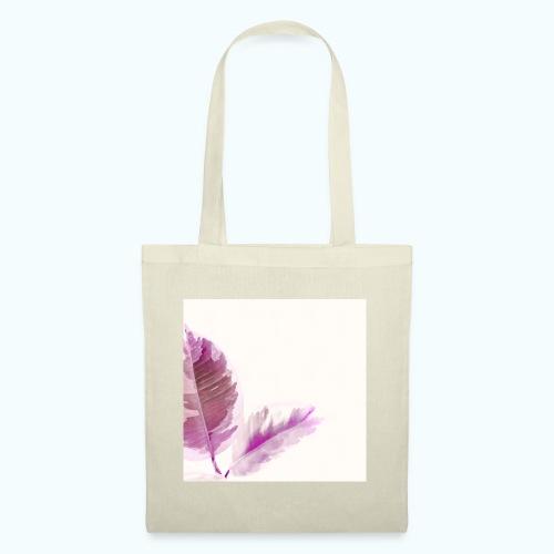Tropical leaf Nature Zen watercolor - Tote Bag
