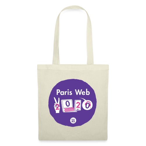 Paris Web 2020 - Tote Bag