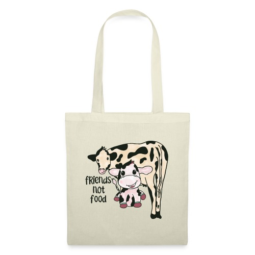 Friends not food - Tote Bag