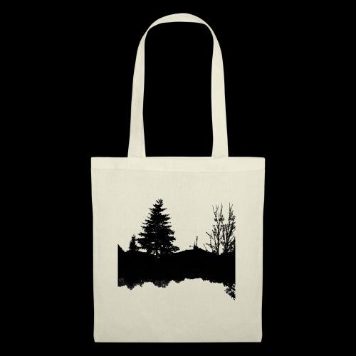 Sapin et racines - Tote Bag