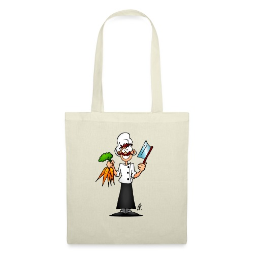 The vegetarian chef - Tote Bag