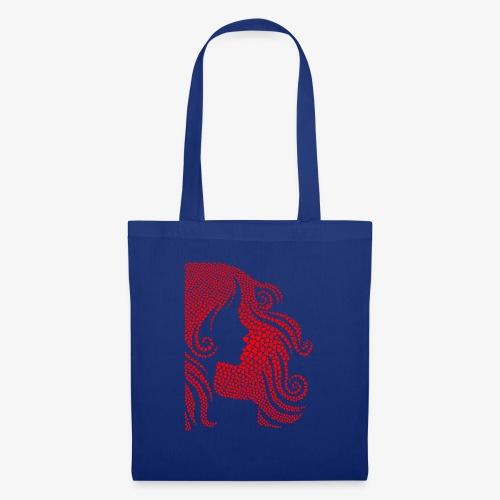 femme st valentin - Tote Bag