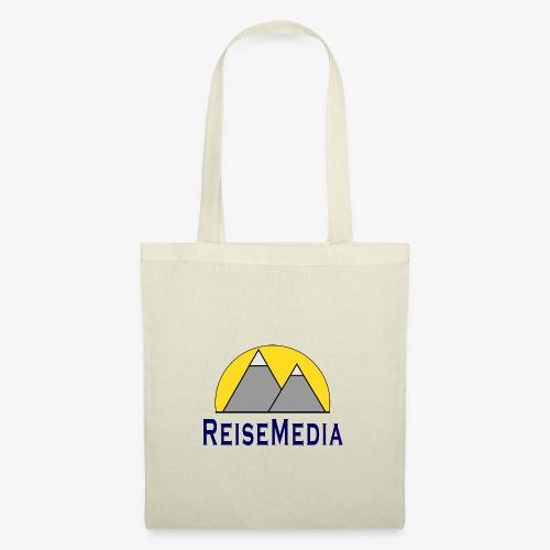 ReiseMedia Logo - Stoffveske
