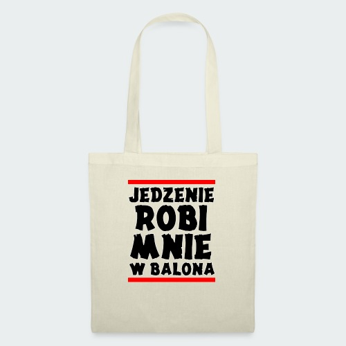 Damska Koszulka Premium JRBWB - Torba materiałowa