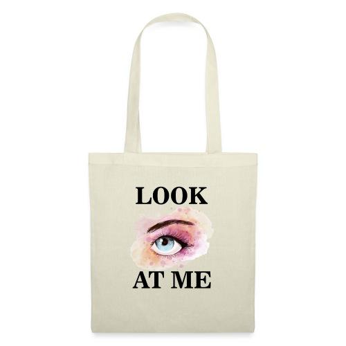 LOOK AT ME - Bolsa de tela