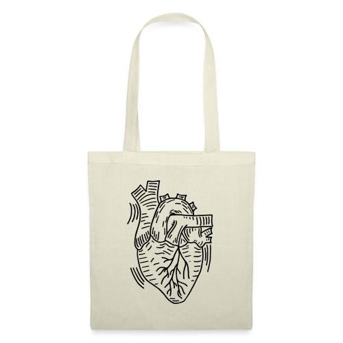Heartbeat - Stoffbeutel