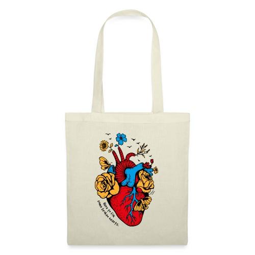My Beautiful Heart - Stoffbeutel