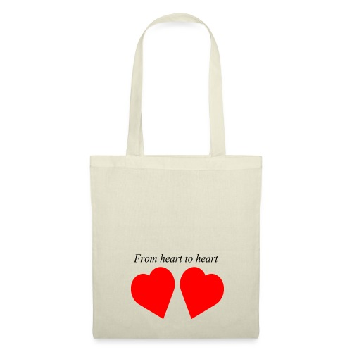 FROM HEART TO HEART - Tote Bag