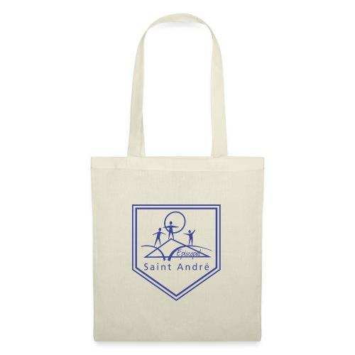 Blason bleu - Tote Bag