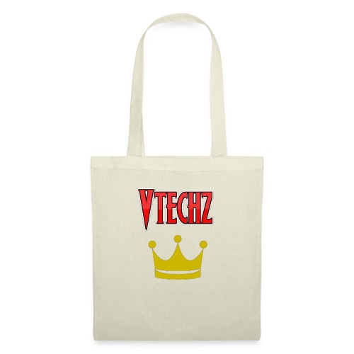 Vtechz King - Tote Bag