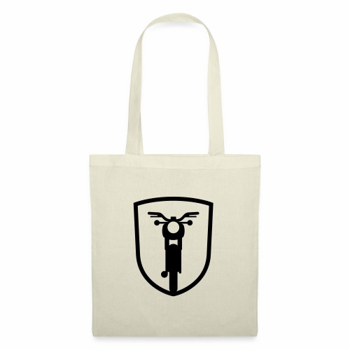 Moped S50 S51 Coat of Arms - Tote Bag