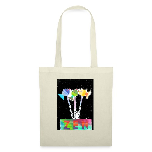 zen fish - Tote Bag