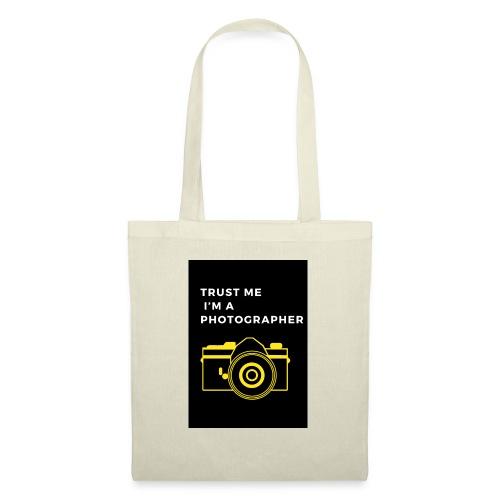 I'M A PHOTOGRAPHER - Stoffbeutel