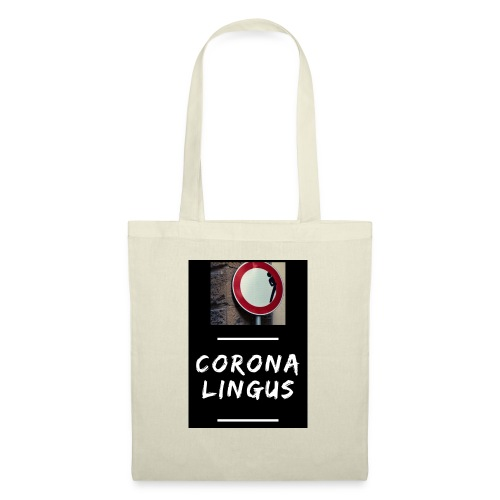 Corona Lingus - Sac en tissu