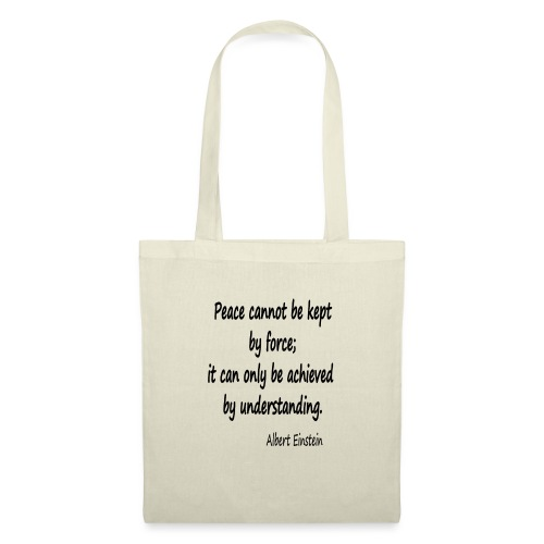 Achieve Peace - Tote Bag