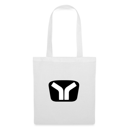 Yugo Logo Black-White Design - Tote Bag