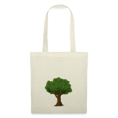 Ek träd - Tygväska