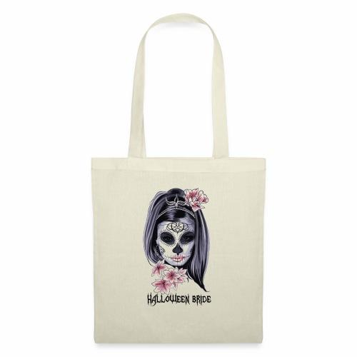 Halloween bride - Tote Bag